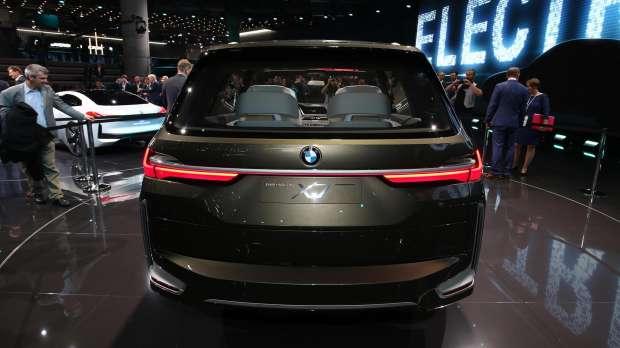 """بالصور  بعد حضور X7 بـ""""فرانكفورت"""".. BMW تستعد لإنتاج X8"""