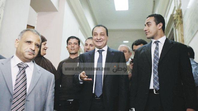 محمد الأمين: لست خائفا من الاعتداء على منزلي.. وأخشى إراقة دم المصريين