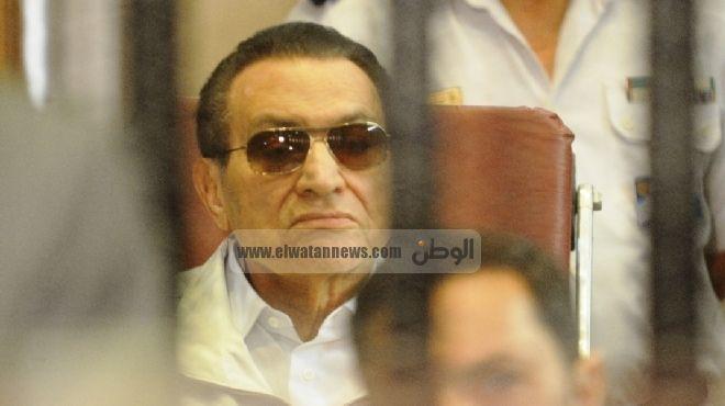 بالصور| تأجيل محاكمة مبارك في قضية قتل المتظاهرين إلى الاثنين المقبل