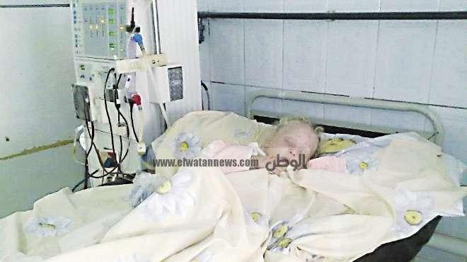 25 طفلاً يواجهون الموت بعد قرار إغلاق وحدة الغسيل الكلوى بـ«الشاطبى» فى الإسكندرية