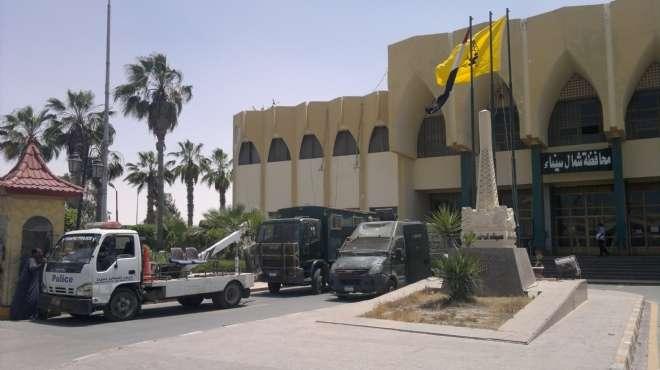 «الوطن» تكشف: الحكومة أخفت عمليات اختطاف 11 أمين شرطة فى سيناء الشهر الماضى