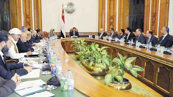 «الوطن» تنشر كواليس لقاء مرسى مع الأحزاب: الإسلاميون يرفضون استخدام القوة مع مختطفى الجنود