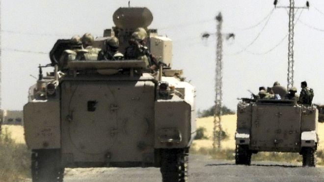 منسق «درع سيناء»: خطف الجنود مؤامرة إخوانية للتشويش على «تمرد» وتوريط الجيش فى معركة مع البدو