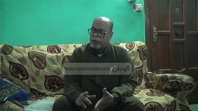بالفيديو| إبراهيم السيد.. الجندي الذي رأى الموت أسيرًا في حرب 1967.. وبعد النجاة