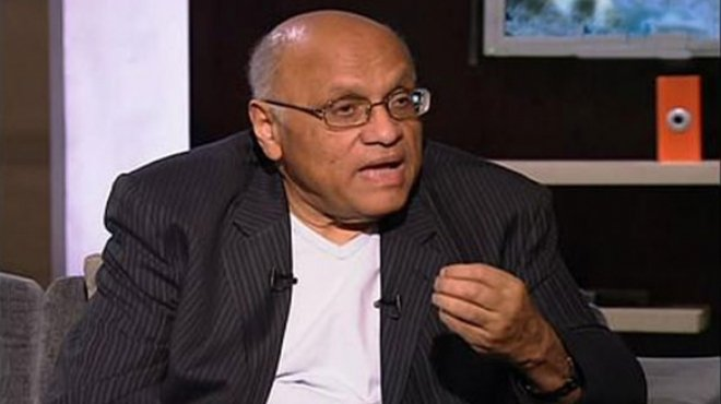 يوسف القعيد: خالد يوسف صاحب فكرة اعتصام وزارة الثقافة