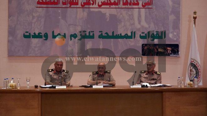 الإعلان الدستوري المكمل بين الدولة المدنية والدولة العسكرية