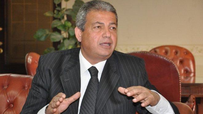 وزير الرياضة: الرئيس طلب مني الانتهاء من المشروعات الخاصة بالوزارة خلال شهور