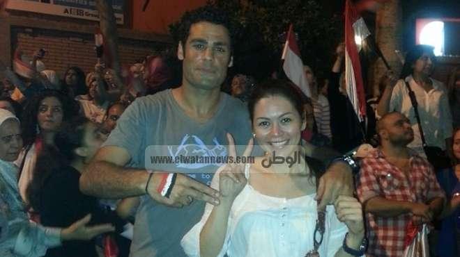 عبد المنصف: الثورة مستمرة بعد إسقاط مرسي.. ونحتاج للتكاتف لمستقبل أفضل