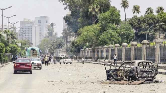 النيابة تواجه «الكتاتنى وبيومى» بتهمة قتل 22 والشروع فى قتل 211 فى «مجزرة بين السرايات»