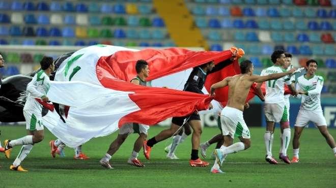 للمرة الأولى في تاريخه.. العراق إلى نصف النهائي على حساب كوريا الجنوبية بمونديال الشباب