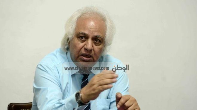 سمير غطاس: رئيس المخابرات القطرية التقى