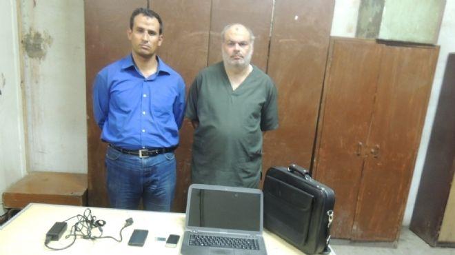 القبض على مدير المستشفى الميداني في
