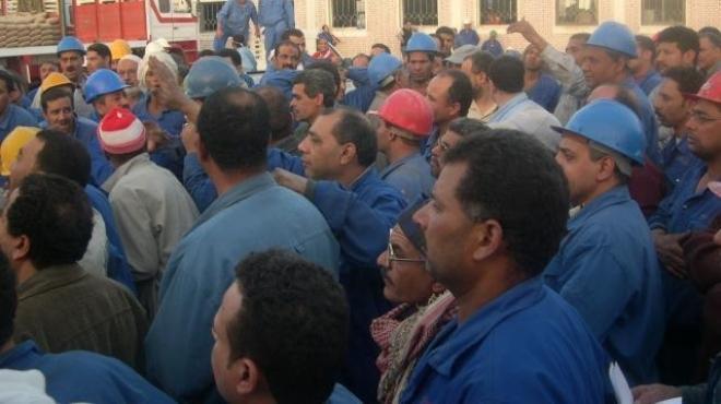 المظاهرات الفئوية تعصف بالهدوء في المحافظات المصرية