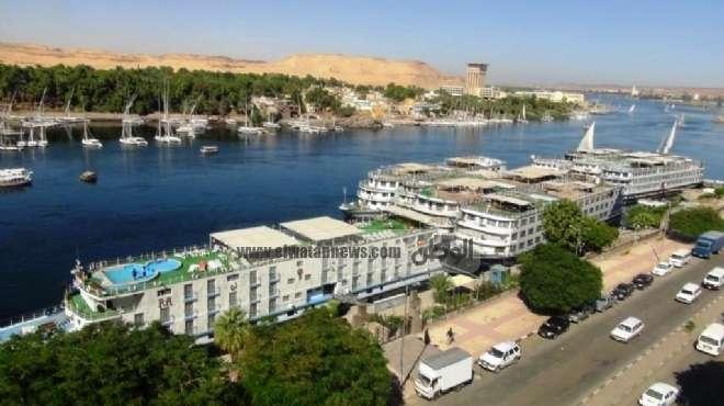 تحسن ملحوظ في حركة السياحة النيلية بين الأقصر وأسوان اليوم