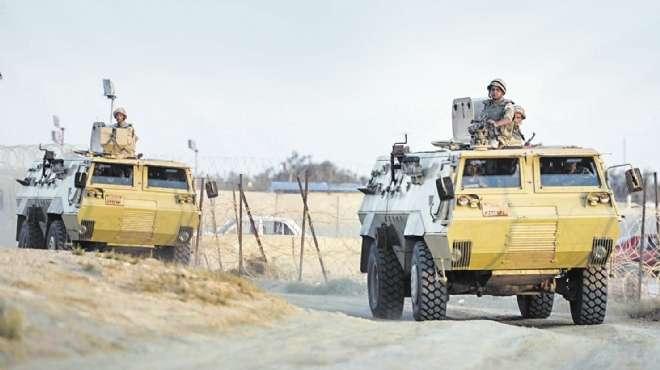 الجيش يبدأ عملية «الثأر» ويطارد قاتلى وخاطفى الجنود بـ«الأباتشى»
