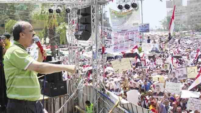 قوى سياسية وثورية تدين «حملة تشويه القوات المسلحة» بقيادة «عصابة الإرهاب الإخوانى»