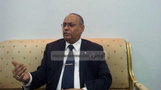 محافظ بنى سويف: استكمال حملات ازالة الاشغالات عقب اجازة العيد