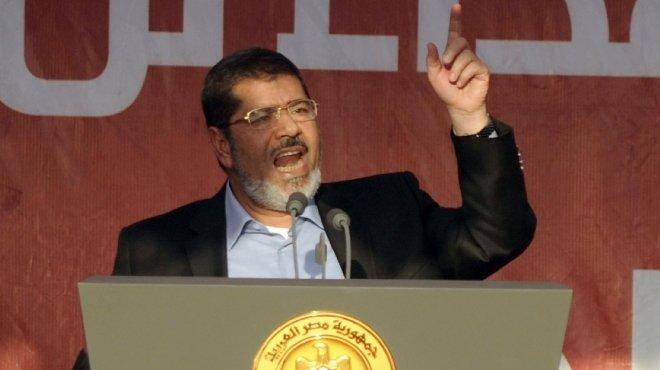 مرسي يصدر قرارا بتشكيل لجنة لجمع المعلومات وتقصي الحقائق بشأن قتل وإصابة المتظاهرين