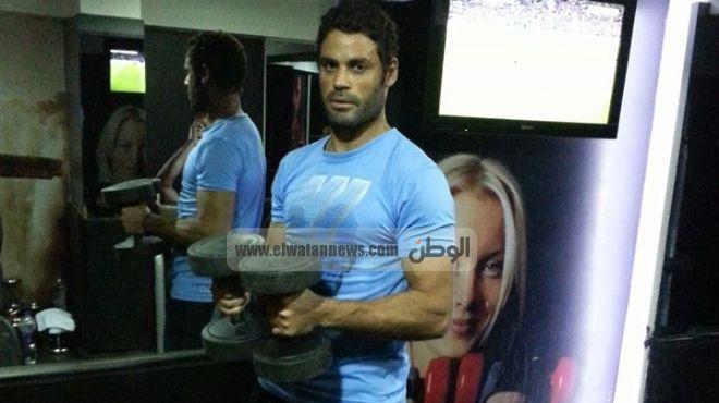 عبد المنصف ينتظم في تدريبات إنبي غدا بعد العودة من اليونان