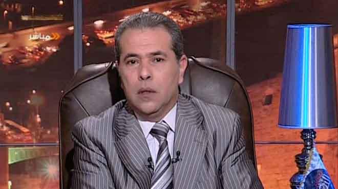 توفيق عكاشة يعود من خلال تايم دراما بداية من غدا الأحد