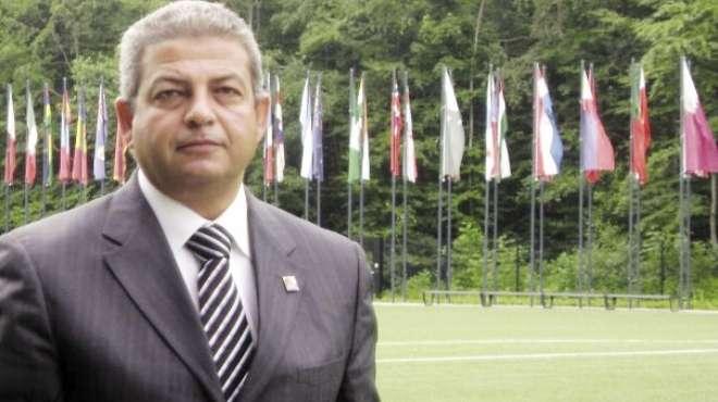 وزير الشباب يحضر حفل تكريم الاتحادات الحاصلة على ميداليات في