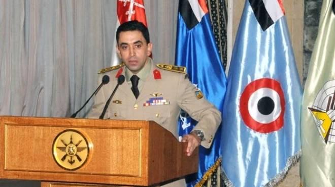 عاجل| المتحدث العسكري ينشر تفاصيل حادث سانت كاترين