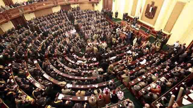 مجلس القضاء الأعلى يتدارس القرار الجمهوري بعودة مجلس الشعب