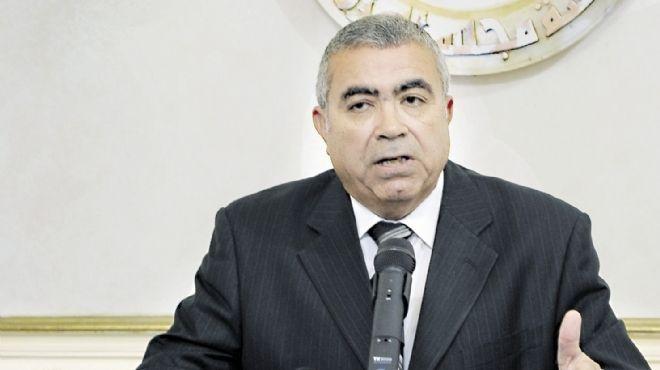 محافظ الاسكندرية : فرض غرامة مليون جنيه على احدي شركات البترول لالقاء الصرف الصناعي