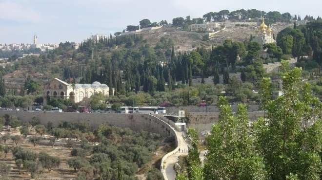 إسرائيل تخطط لإقامة كلية عسكرية على جبل الزيتون بالقدس الشرقية