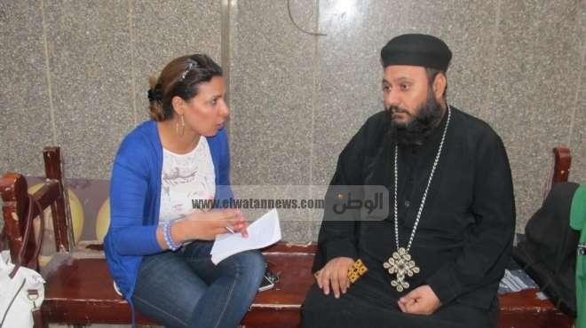 كاهن كنيسة بكرداسة لـ«الوطن»: ننتظر وعد الجيش بالترميم