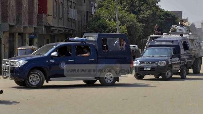 أجهزة الامن تلقى القبض على أحد المطلوبين في اقتحام مركز كرداسة