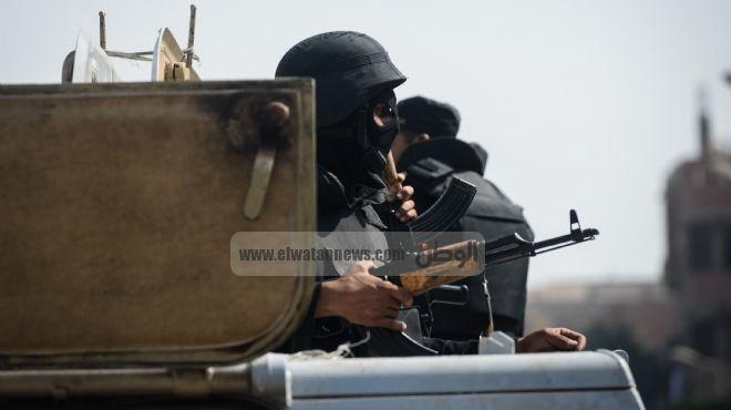 مقتل إرهابيين وضبط 8 وتدمير 6 بؤر خلال الحملة الأمنية جنوب الشيخ زويد