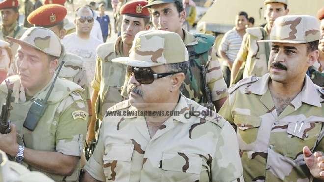 اللواء أحمد وصفى لـ«الوطن»: العمليات العسكرية فى سيناء انتهت.. ودخلنا مرحلة التطهير
