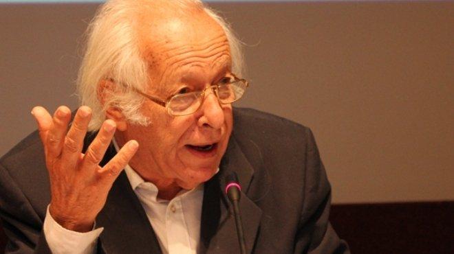 المفكر الاقتصادي سمير أمين ينضم لحزب التيار الشعبي