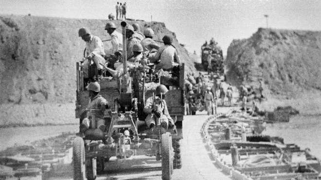 صور ووثائق نادرة عن حرب أكتوبر في عدد تذكاري من