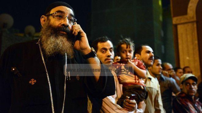 راعى كنيسة «الوراق»: الهجوم هدفه إثبات أن الوضع فى مصر غير مستقر