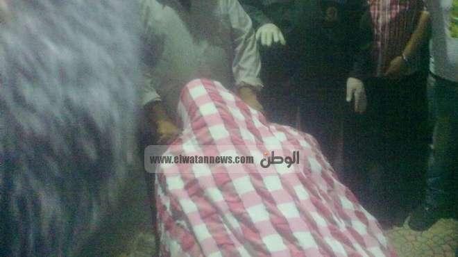 طلقة طائشة تتسبب في مقتل زوجة إخواني داخل قسم شرطة برج العرب