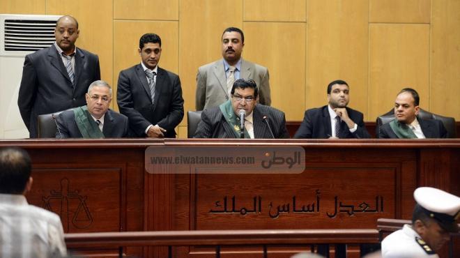 تأجيل الحكم في قضية مقتل اللواء البطران إلى 27 يناير لغياب الشهود