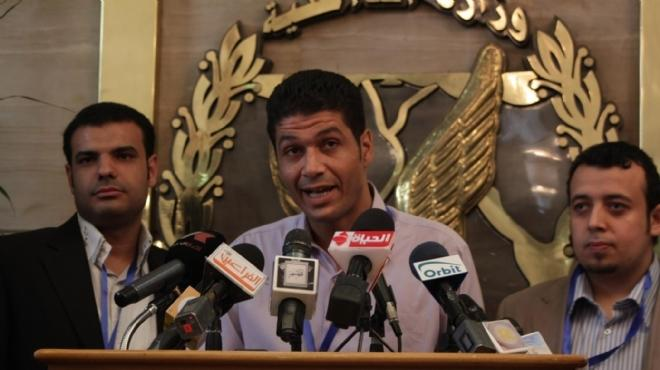اتحاد شباب الثورة يقيم دعوى قضائية لوقف قرار تشكيل المجلس القومى لحقوق الإنسان