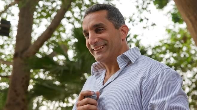 باسم يوسف يعود إلى التلفزيون بالموسم الثاني من