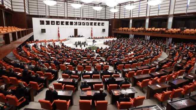 للمرة الثانية: عراك بالبرلمان التركي أثناء مناقشة مشروع إصلاح النظام القضائي