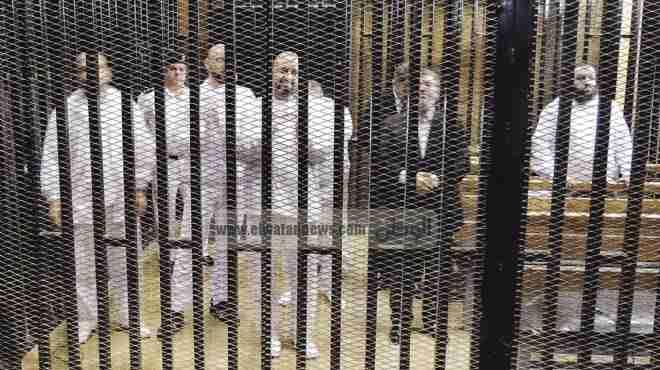 28 يناير.. بدء محاكمة مرسي في قضية الهروب من سجن وادي النطرون