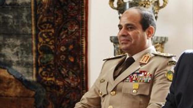 السيسي: مصر لن تتقدم إلا بالعمل والصبر.. والجيش مستعد دائما للتضحية من أجل الوطن