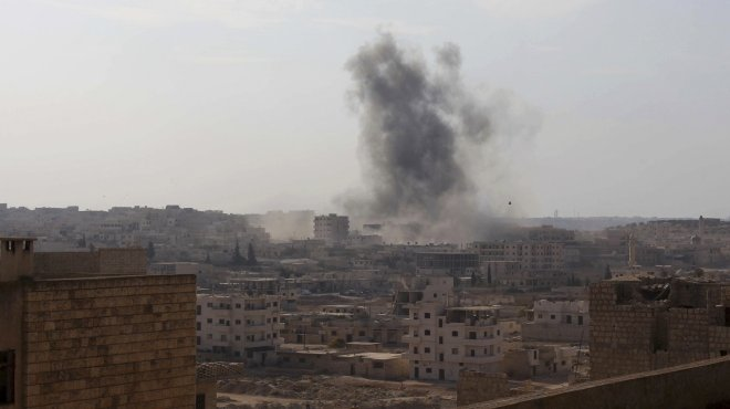 إصابة 8 أشخاص إثر سقوط قذائف هاون على دمشق