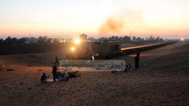 محمود عياد: استيقظ على حادث قطار دهشور: حكومة «بلاوى»
