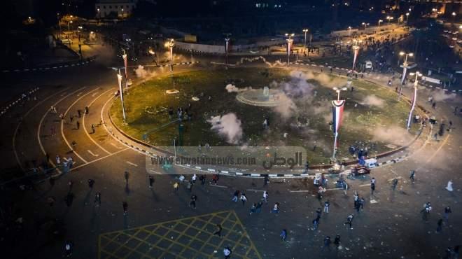 شهود عيان: مسيرة الإخوان في عبد المنعم رياض