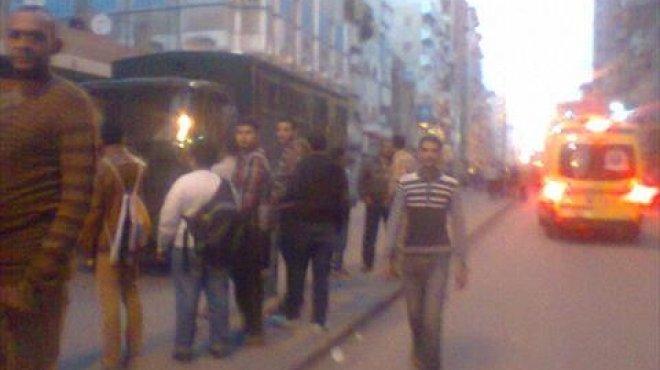 اختفاء الإرهابيين أمام الحملة الأمنية التي خرجت لضبطهم بدمياط الجديدة