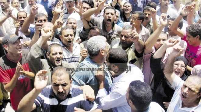 جبالى  المراغى لـ«الوطن»: إضراب «المحلة» غير منطقى.. لأنهم حصلوا على 40 مليون جنيه حوافز