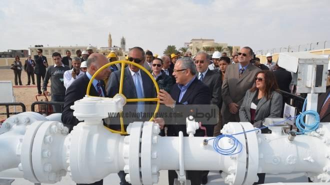 «وول ستريت»: اتفاق «محتمل» على تصدير الغاز الإسرائيلى إلى مصر