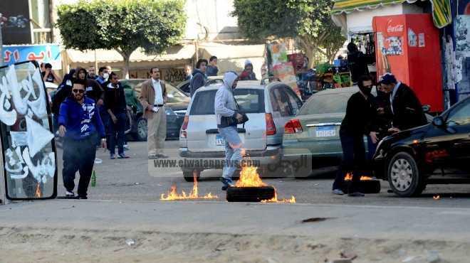 أمن الإسكندرية يفض اشتباكات بين الإخوان وأهالي